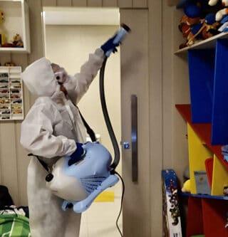 Sanitização de ambientes, uma arma eficaz contra o coronavírus